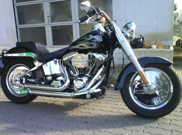 Harley Davidson FLS TF FAT BOY motor - Motor hirdetés ingyen